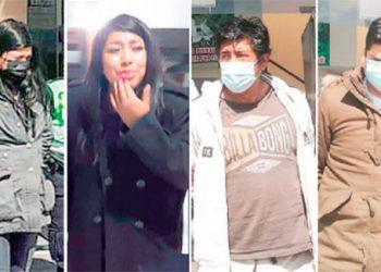Madre e hija ebrias desfiguran el rostro a policía por intervenirlas en fiesta Covid