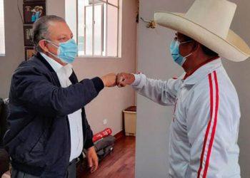 Marco Arana oficializa respaldo a Pedro Castillo en esta segunda vuelta electoral