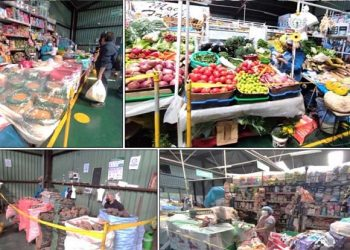 Mercados en Arequipa incumplen medidas sanitarias contra la Covid, dice Contraloría