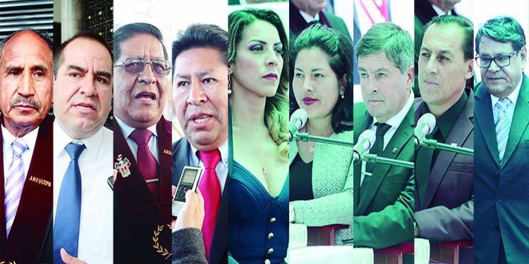 Nueve regidores de la Municipalidad Provincial de Arequipa viajan y no rinden gastos