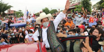 Pedro Castillo rechaza que vaya a expropiar bienes o propiedades de los peruanos