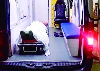 Castilla: Pelea violenta con cuchillo deja a un varón grave y con abdomen abierto