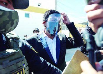 Piden destitución de 7 funcionarios del GRA que son cercanos a Cáceres Llica