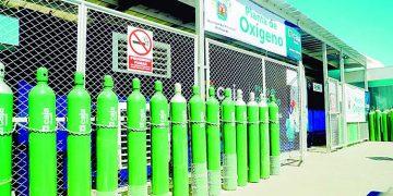 Planta de oxígeno en Hospital Municipal en Cerro Colorado incrementará producción