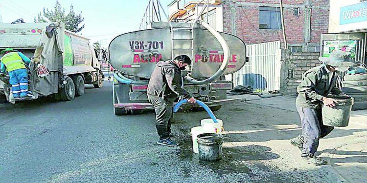Sedapar cortará el agua este martes 25 de mayo para 90 mil arequipeños