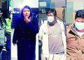 Sentencian a 5 por agredir y desfigurar a policía en intervención de fiesta Covid