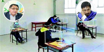Sindicatos de Educación piden suspender clases semipresenciales en Arequipa