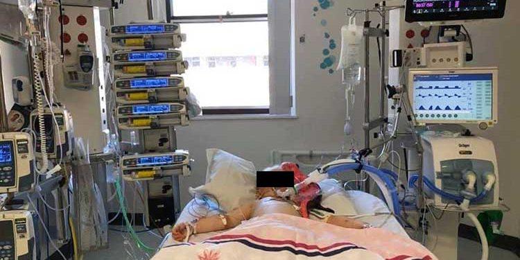 Arequipa: Tres niños luchan por su vida en UCI al presentar cuadro severo de Covid