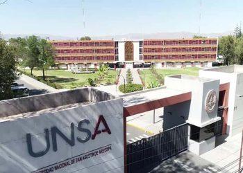 Universidad Nacional San Agustín ofrece 5533 vacantes en proceso admisión 2022