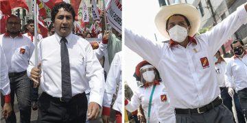 Vladimir Cerrón plantea cierre del Congreso y referéndum y Pedro Castillo le responde