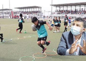 Ysrael Zúñiga: 'Necesitamos un Ministerio del Deporte para que se encargue de todas las disciplinas'