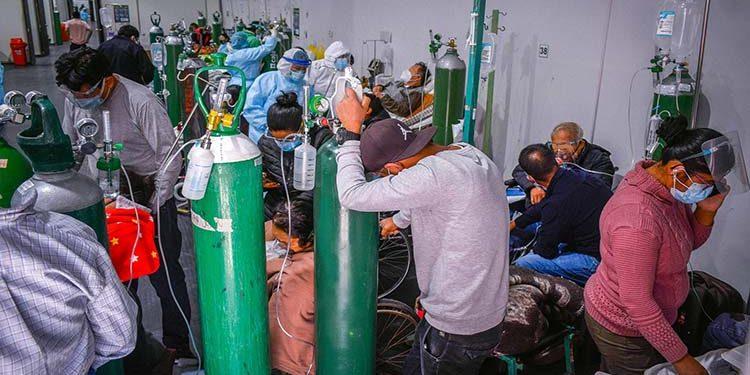 Crisis en Arequipa: Municipio provincial pide trabajar unidos para enfrentar la Covid