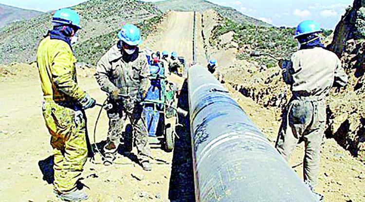 Proyecto Gasoducto Sur Peruano