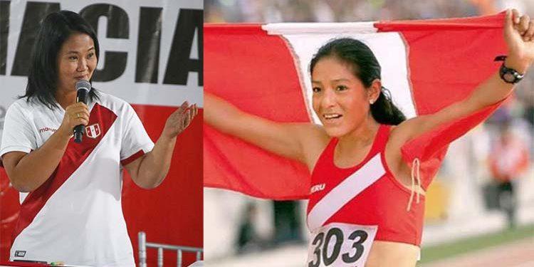 Keiko Fujimori anuncia a Carlos Neuhaus e Inés Melchor como miembros de equipo