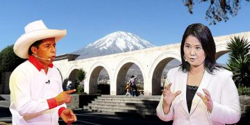 Piden que Keiko y Castillo den propuestas para el sur en debate en Arequipa