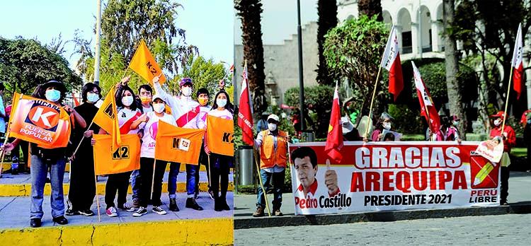 Exposición de propuestas será este 30 de mayo y militantes de ambas agrupaciones esperan con ansias.