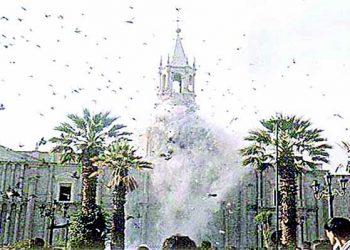 23 de junio 2001: El terremoto que convirtió a Arequipa en ciudad de luto y escombros