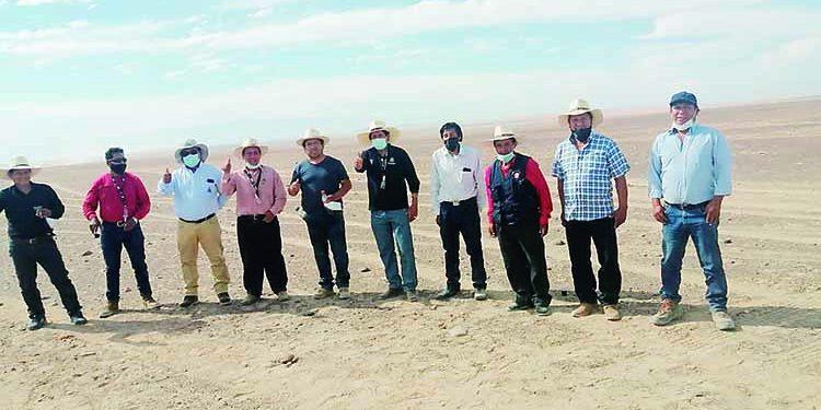 Arequipa: 500 afectados de proyecto Majes Siguas I serán resarcidos con terrenos