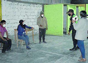 Arequipa: Clausuran bar 'La Cabaña' de Uraca que operaba pese a la Covid