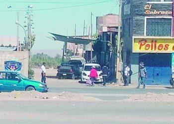 Arequipa: Denuncian que autoridades de Majes no fiscalizan transporte informal