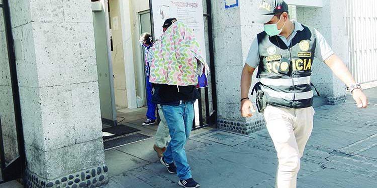 Arequipa: Bachiller de medicina estafaba con camas UCI para pacientes Covid