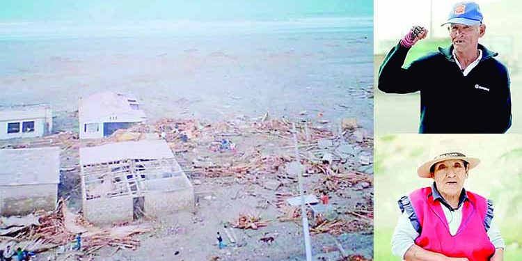 Camaná aún no se recupera de tsunami que ocurrió hace 20 años en La Punta