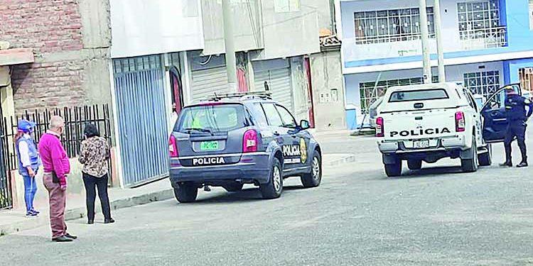 Arequipa: Capturan a 3 presuntos ladrones y clonadores de tarjetas en Paucarpata
