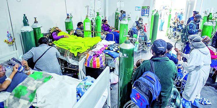 Colapsó el hospital covid de Arequipa por excesiva demanda y falta de personal