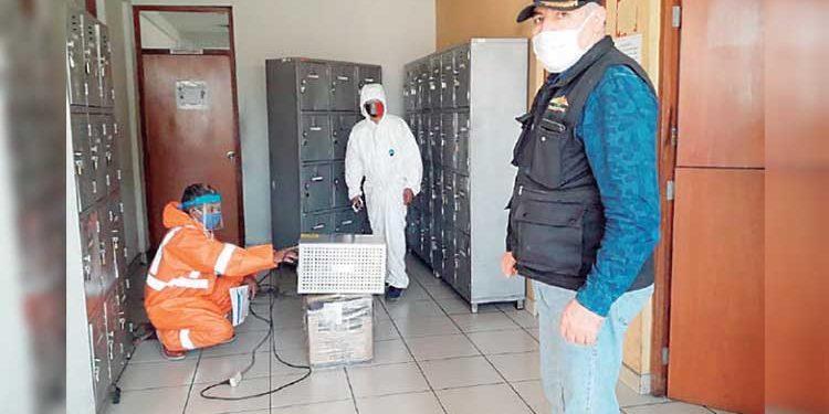 Arequipa: Denuncian a jefe de Serenazgo de la MPA por presunta violencia familiar