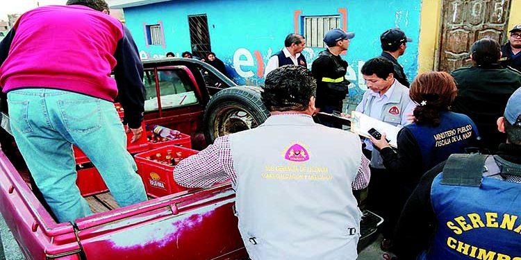 Arequipa: Detenidos y retiro de propaganda en 163 operativos en segunda vuelta
