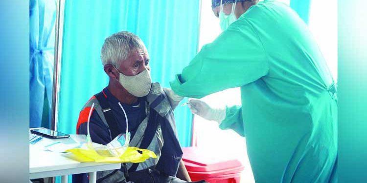El 38% de adultos mayores de Arequipa todavía falta ser vacunado contra la Covid