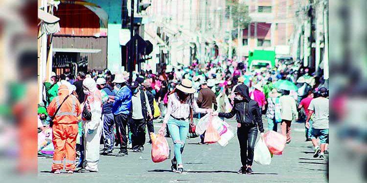 En Arequipa se oponen al cerco epidemiológico impuesto por el Gobierno