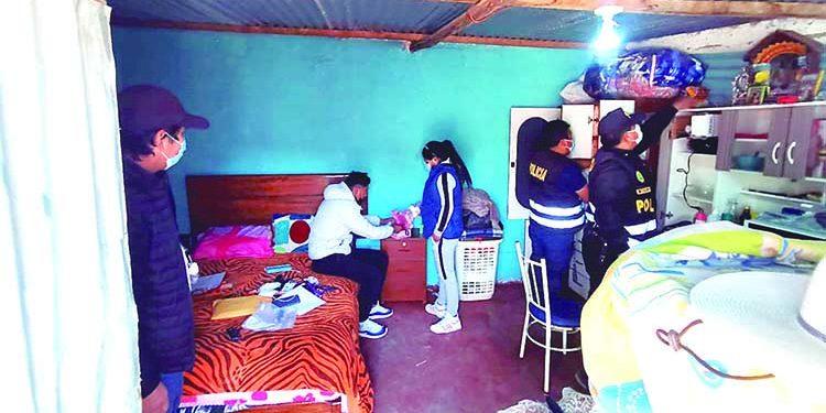 Arequipa: Intervienen a 'Los chuecos de Paucarpata' dedicada al tráfico de billetes