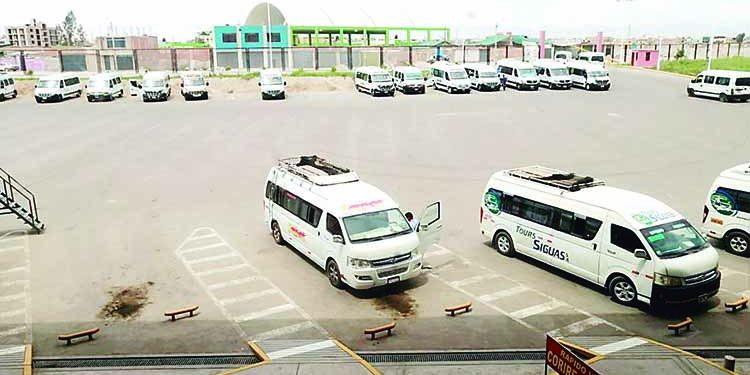 Arequipa: Investigan presunto pago de cupos en Terminal Terrestre de Majes