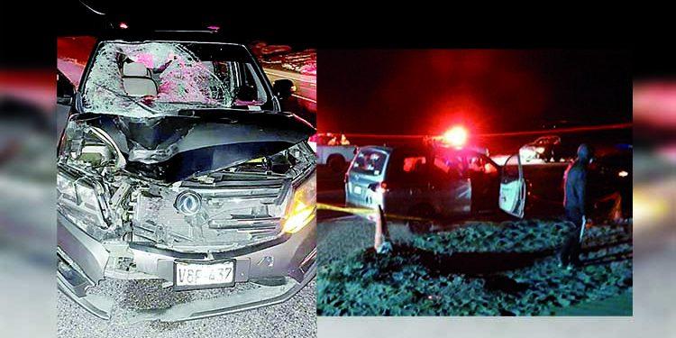 Arequipa: Joven se despista y al salir de su vehículo a pedir ayuda termina arrollado