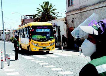 Municipio de Arequipa renovará semáforos por equipos inteligentes en ejes viales del Centro Histórico