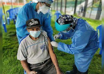 El 18 y 19 de junio aplicarán segunda dosis a mayores de 60 años en 5 distritos de Arequipa