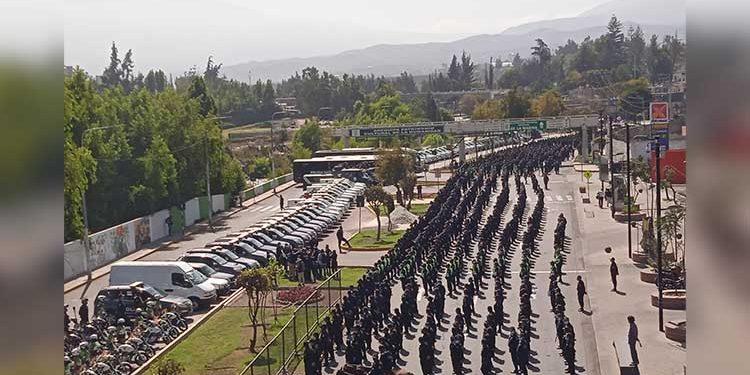 Más de 5 mil policías resguardarán las elecciones presidenciales en Arequipa