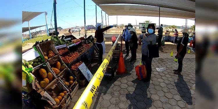 Arequipa: En Majes se realizarán los mercados itinerantes el 11 y 25 de junio