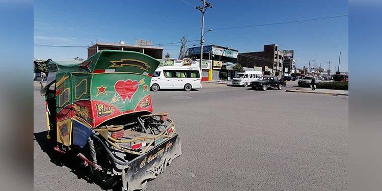 Municipio de Caylloma deja sin transporte en asociaciones vivienda de Majes