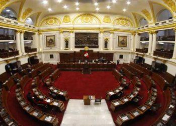 Pleno del Congreso aprueba eliminar pensión vitalicia para expresidentes