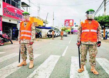 Policía y Ejército pondrán orden en Majes ante el nivel alerta extremo en Caylloma