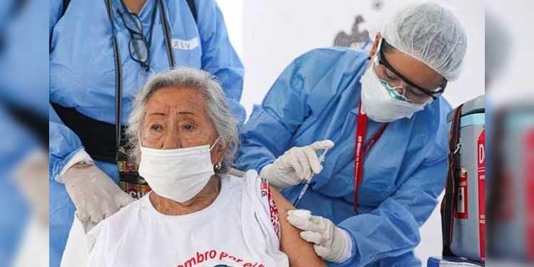 Arequipa: Priorizarán vacunación contra Covid 19 a mayores de 60 años en Aplao