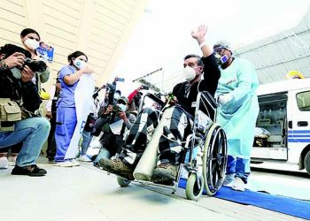 Refuerzan atención con camas, personal de salud y planta de oxígeno en Arequipa