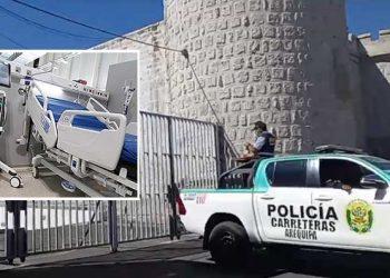 Arequipa: Sujetos cobraban a familias por camas UCI para pacientes Covid