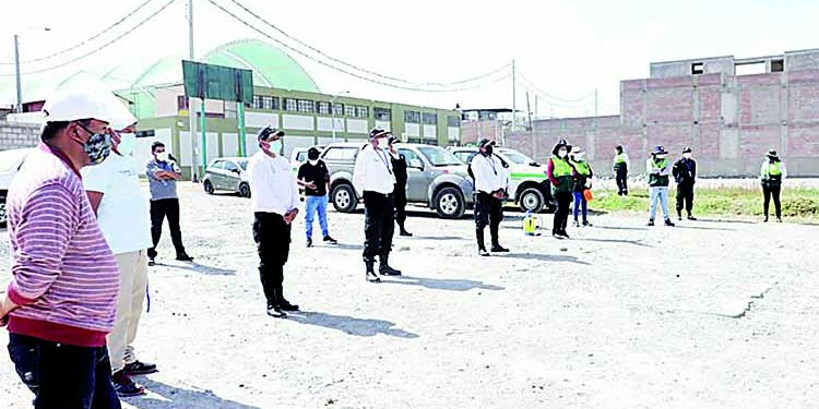Tiabaya invertirá más de S/ 10 millones en nuevo proyecto de seguridad ciudadana