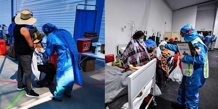 Vacunarán a mayores de 60 años en Majes, pero distrito supera 200 muertes por Covid