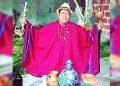Condenan 23 años de cárcel a curandero 'Indio Ayar' por violar a joven durante ritual