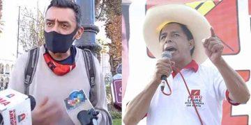 Vocero de FP en Arequipa: Castillo puede reunirse con quien le parezca, hasta con Mickey Mouse