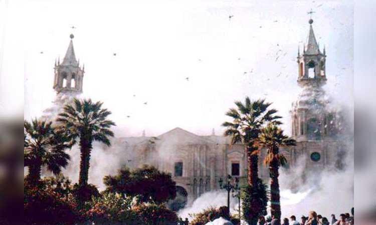 Terremoto en Arequipa del 23 de junio de 2001